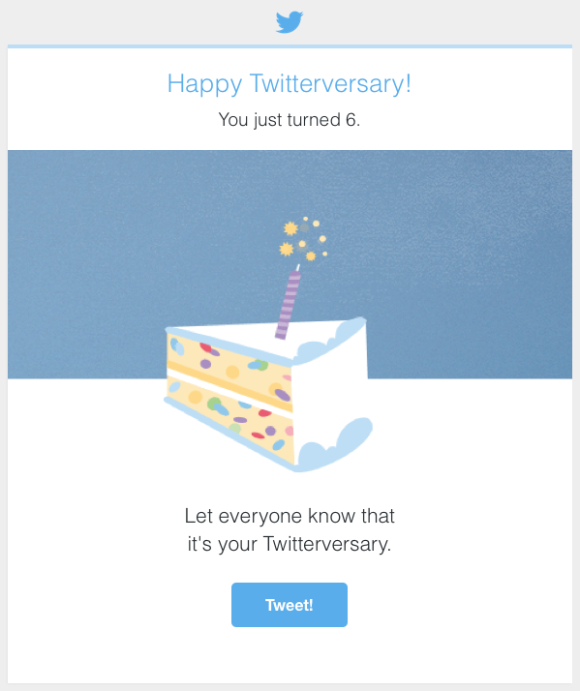 Twitterversary
