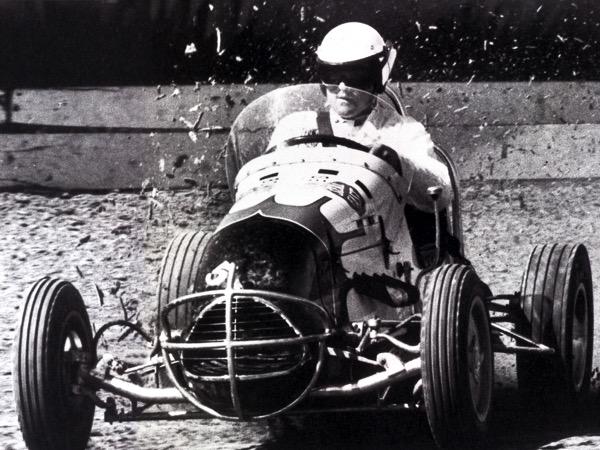 AJ Foyt dirt car 1961